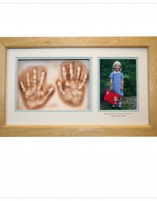 Child Hand Prints and Child Hand Casts