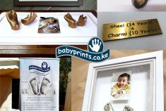 Babyprints in Kenya