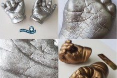 where can I get quality Baby hands and feet castings made